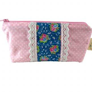 Pink Romantic Small Pouch