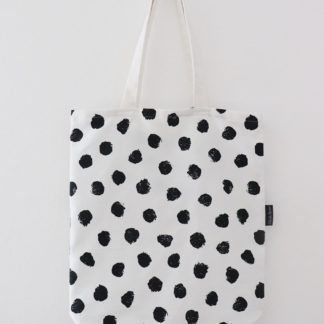DALMATION PRINT TOTE BAG