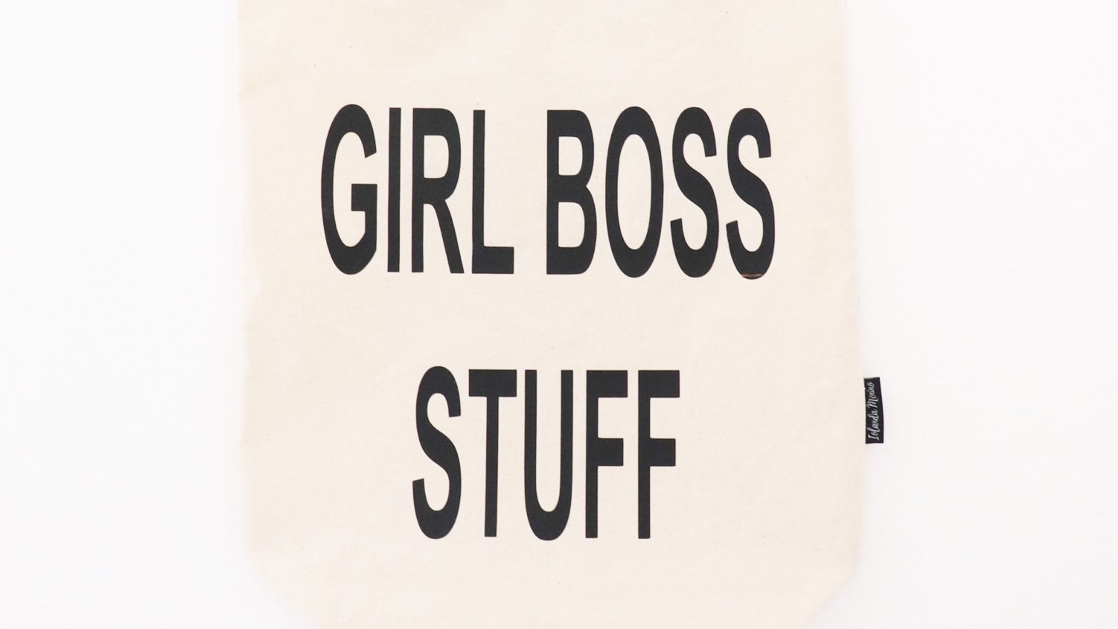 GIRL BOSS STUFF