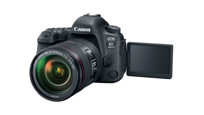 Máquina Fotográfica Canon EOS usada por Iolanda Menino
